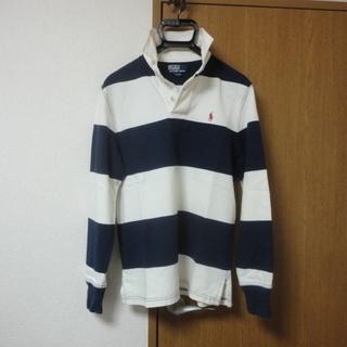 POLO RALPH LAUREN ラガーシャツ ワンポイント ...