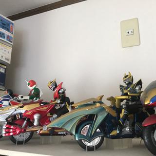 【非売品】仮面ライダーバイク 7台セット - 半田市