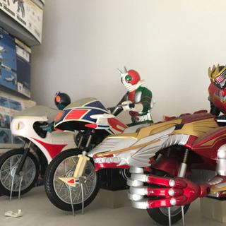 【非売品】仮面ライダーバイク 7台セット - おもちゃ