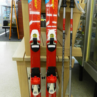 SNOWCARVING/ ジュニアスキー カービング 板 98c...