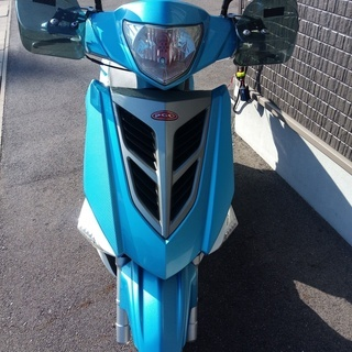 バイク PGO スクーター TIGRA125 ティグラ125 1...