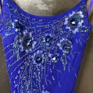 ドレス ビーズ ロングドレス パーティ、ナイトドレス
