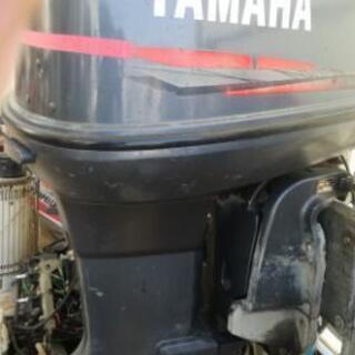 Yamaha船外機 V4 115 2スト