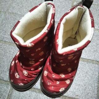 女の子用 ブーツ 13センチ(中古)