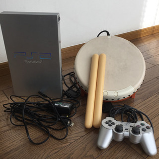 PS2 太鼓 コントローラー セット