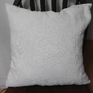 ヌードクッション 50センチ角 フェザー綿混合