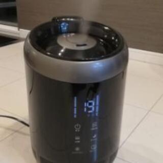 加湿器①上部給水タイプ 温度湿度表示 tees