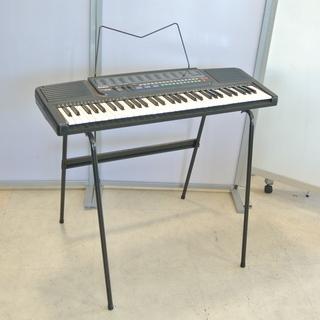 カシオの電子ピアノ スタンド付き 61鍵 練習用・自宅用に AC...