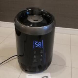 加湿器②上部給水タイプ 温度湿度表示 tees