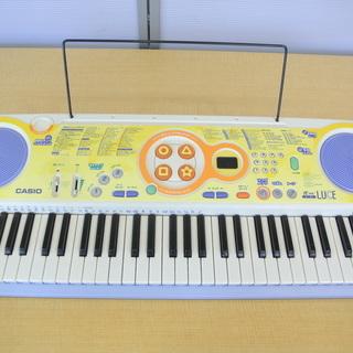 カシオの電子ピアノ 練習用・自宅用・子ども用に ACアダプター付...