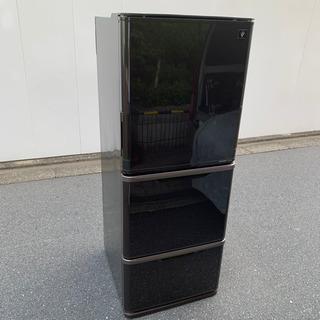 ★SHARP 3ドア冷蔵庫 SJ-PW31X-T プラズマクラス...