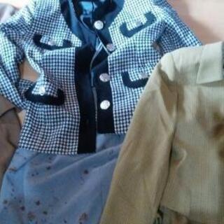 3点セットアップ セット  ジャケットあり お呼ばれ  #スーツ...