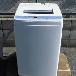 AQUA/アクア 全自動洗濯機 AQW-S60D(W) 2016...