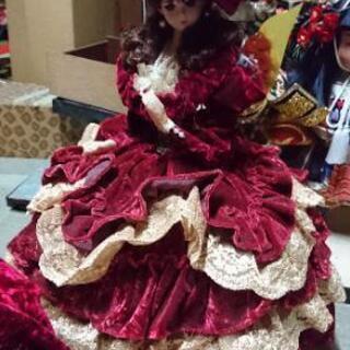 【無料】フランス人形・五月人形(小)