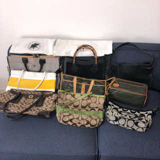 GUCCI coach HUNTING 9点セット