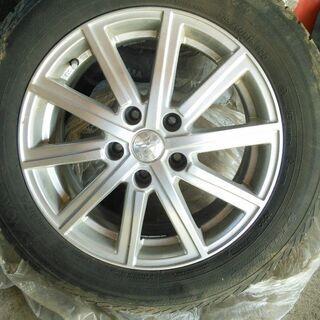 商談成立 タイヤ 205 60 16インチの画像