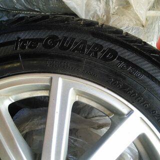 商談成立 タイヤ 205 60 16インチ - 宇都宮市