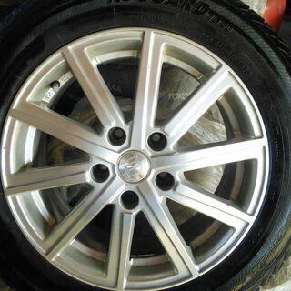 商談成立 タイヤ 205 60 16インチ - 車のパーツ
