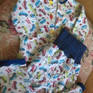男の子80 あったかキルトパジャマ
