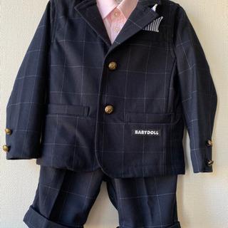 BABYDOLL フォーマルウェア スーツ 100 90