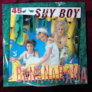 Bananarama - Shy Boy 12インチ 45回転 ...