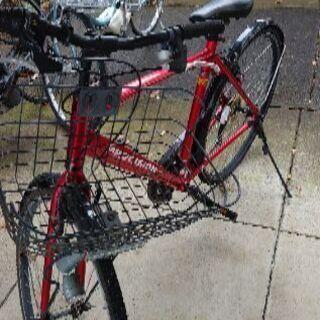 27インチ自転車、あまり使用してなく綺麗