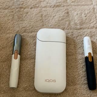 iQOS 2.4plus ホルダー2本 チャーヂャー1台