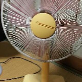 東芝 扇風機 昭和レトロ 中古