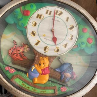 時計プーさん