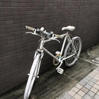 自転車差し上げます。ShimanoBike