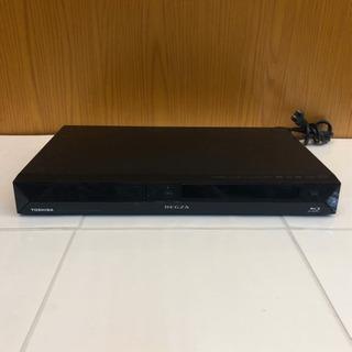 TOSHIBA ダブルチューナー320GB完動品 ブルーレイレコ...