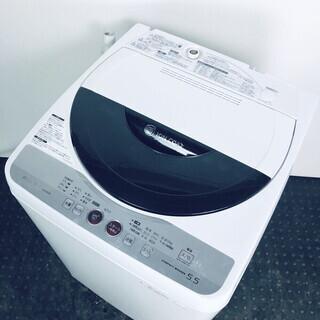 中古 洗濯機 シャープ SHARP 全自動洗濯機 2011年製 ...