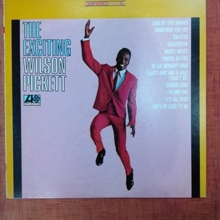 Wilson Pickett  - The Exciting W...