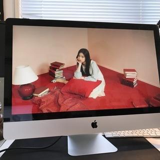 Apple iMac 27 Core i3 2.8GHz 4GB 500GB - 売ります・あげます