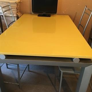 オフィス打合せテーブル、椅子、オフィス机