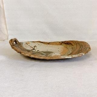 【あま市近郊の方限定】釉彩 手付 盛鉢 盛皿