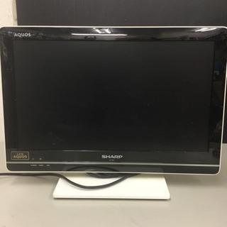 シャープ 液晶テレビ LC-19K7 2012年製