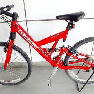 CANNONDALE 【キャノンデール】 SUPER V400 マウンテンバイク MADE IN U.S.A  自転車 ¥70,000- 手稲リサイクル