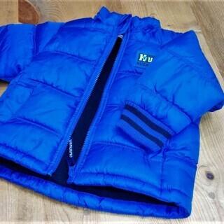 Hushush 青いブルゾン SIZE 90