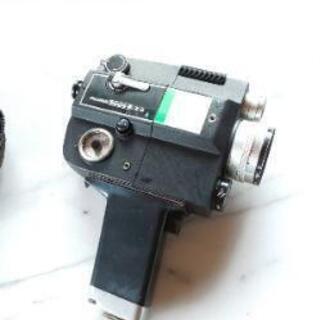 懐かしいレトロカメラ FUJICA Single-8 Z2…