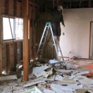 土木、解体、建築業社員募集