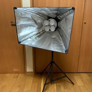 写真撮影用照明セット