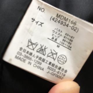 GRLグレイル★ダウンベストグレー系 - 服/ファッション