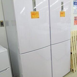 アウトレット340L 2ドア 冷蔵庫