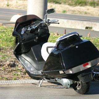 自賠責保険付-埼玉発423】HONDA フュージョン ブラック このままいけます (沖縄県優遇あり) - バイク