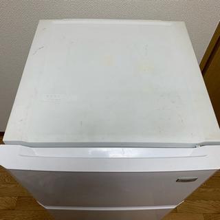 【1月中 5000円】Haier 2ドア冷蔵庫