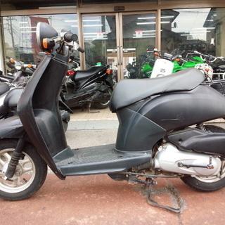 NO.2977 トゥデイ (TODAY) 4サイクルエンジン ブラック ☆彡 - バイク