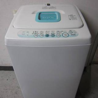 東芝 全自動洗濯機