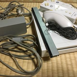 Wii 本体 お取引先決まりました。