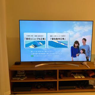 LG 60SJ8500 4K テレビ